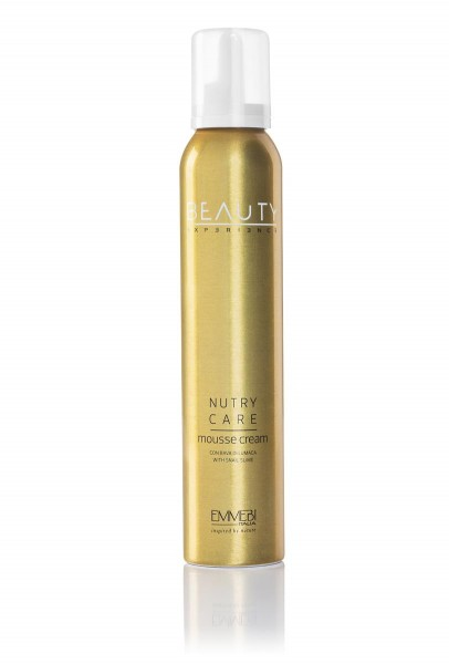 Beauty Exp Nutry Care Mousse Cream 200 ml