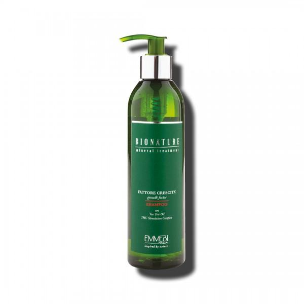 BioNature Growth Factor Shampoo fire 250ml