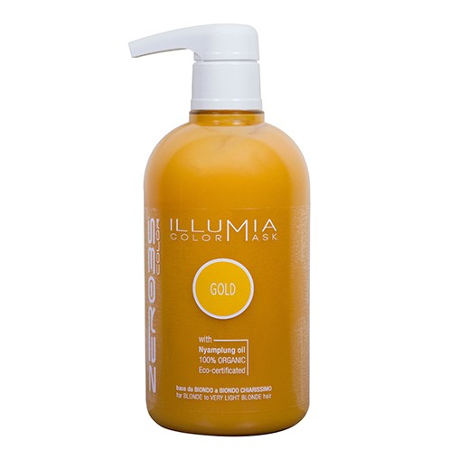 Illumia Color Mask Gold