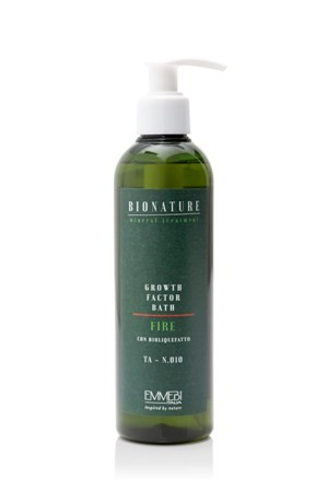 BioNature Growth Factor Shampoo fire 250ml