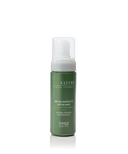 BioNature Purifying Mousse TMD 150ml